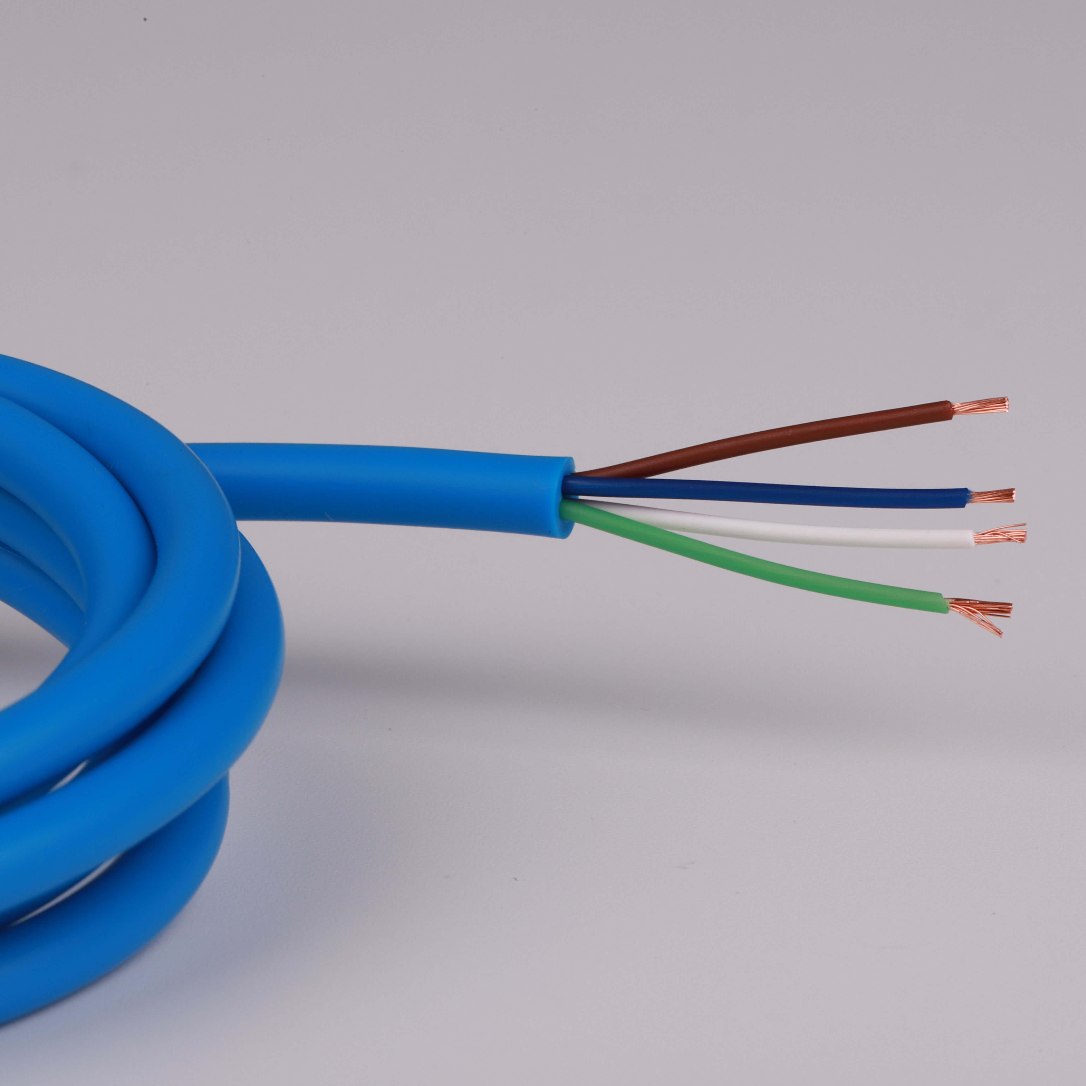 4 core unshielded ESU cable -ES104X