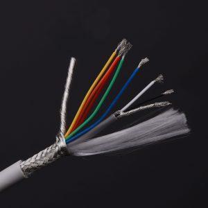 7 core spo2 cable SP207B-002