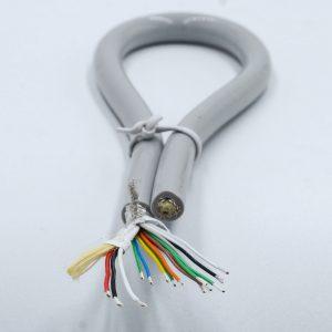 16 core silicone ESU pencil cable